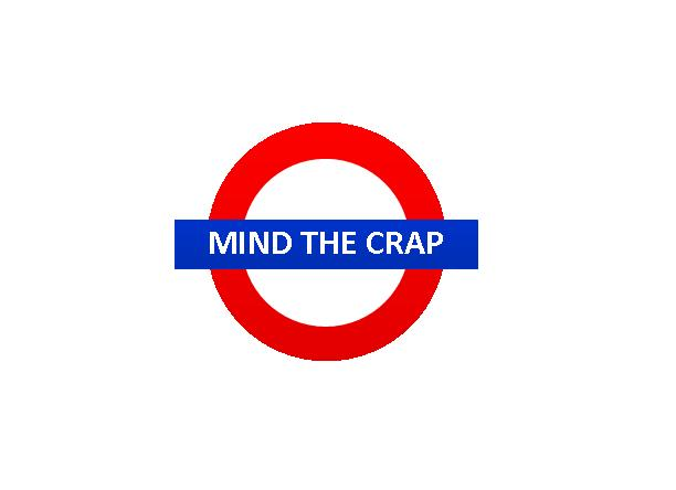 mind the crap small