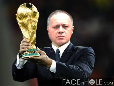 Diosdado world cup 2