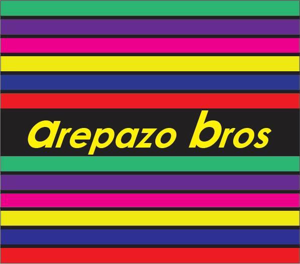 arepazo bros logo