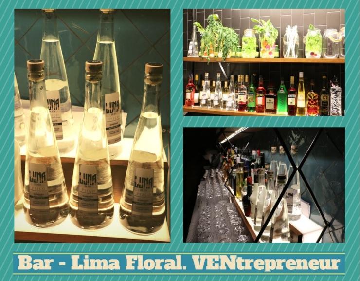 Bar Lima Floral