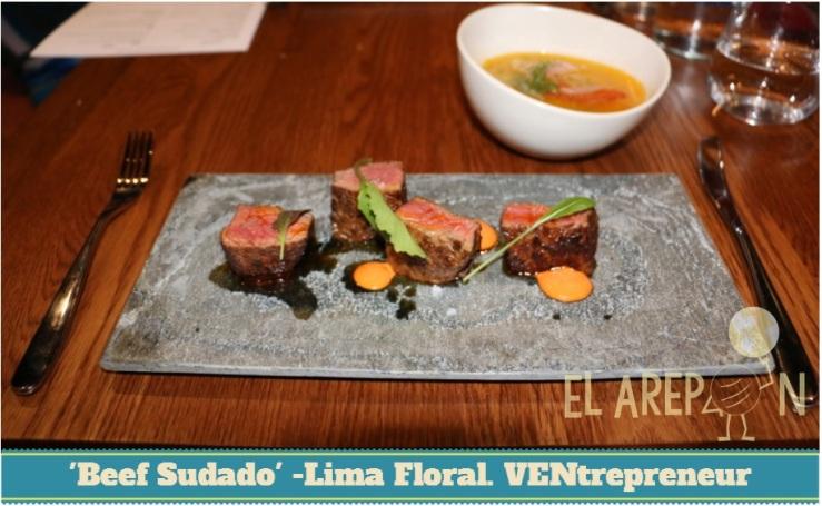 Beef Sudado Lima Floral