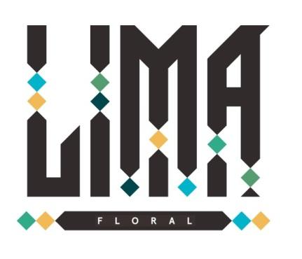 Lima Floral Logo