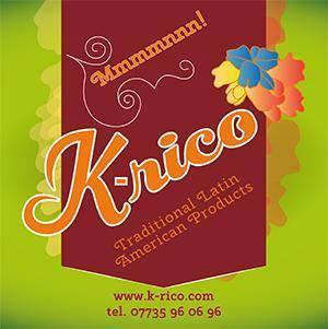 K rico logo